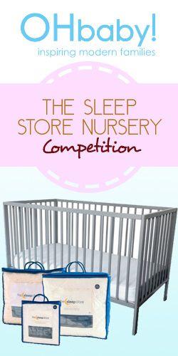 The #Sleep Store #Nursery #Competition