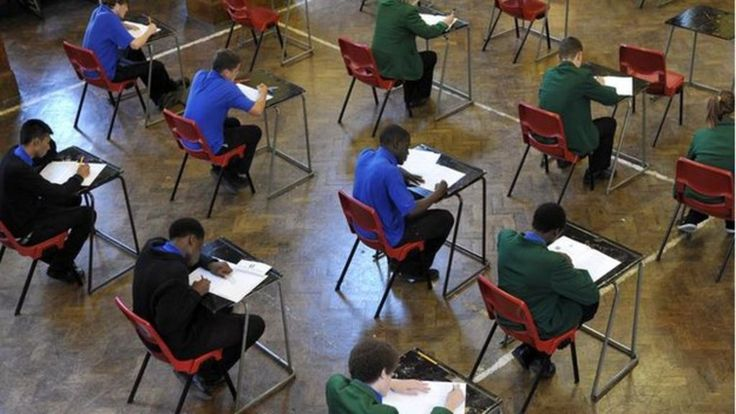 """The heads of leading independent schools say the exam-marking system for GCSEs and A-levels is """"not fit for purpose""""."""