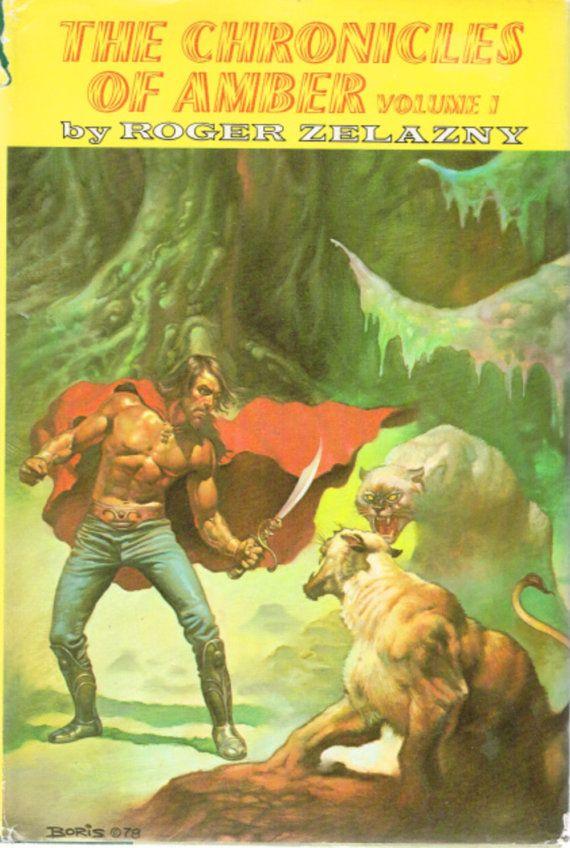The Chronicles of Amber Volume I and II, Roger Zelazny