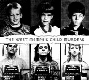 2013 - West of Memphis Three. 1993 West Memphis Three. Left to right: Jessie Misskelley, Jr. was sentenced to life. Damien Echols was sentenced to death, imprisonment plus two 20-year sentences. Jason Baldwin was sentenced to life imprisonment.
