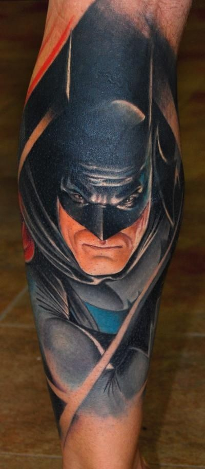 Cool Batman tattoos have been very popular in recent years due to a resurgence of Batman movies. The cartoon has created new fans while also getting old fans excited all over again. The love for the superhero, mixed with the values that he stands for, make for a very popular... #batmantattoos