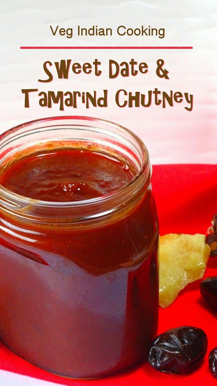 Dates and Tamarind Chutney #CHUTNEY #lipsmacking #yummilicious #dates #jaggery #tamarind #indianrecipes #indianstreetfood #chaat #imli  #foodblogger #recipe #yum #mouthwatering #vegindiangoodfood #vegindiancooking #indianfood  #indianfoodblogger