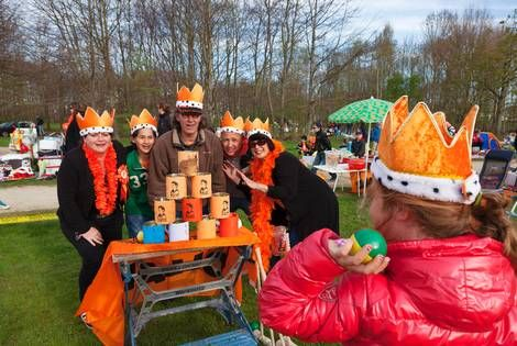 Almere Vandaag - Koningsdag vier je in Almere