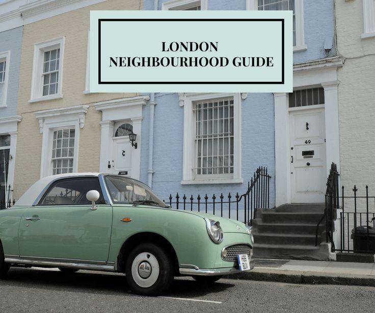 London neighbourhood guide - London mews notting hill