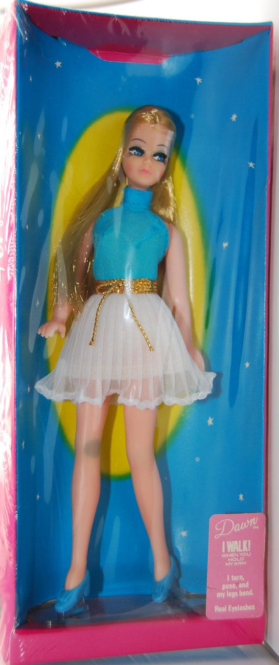 Dawn Doll in the Box by tiariffic on Etsy