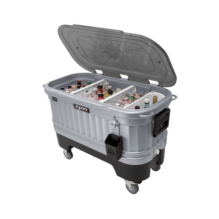 Igloo Party Bar Cooler - Powered By LiddUp - Sam's Club