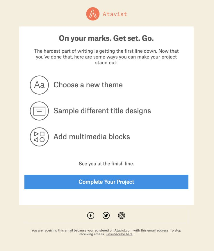 142 best Retention Emails images on Pinterest Email design - sending invoices by email