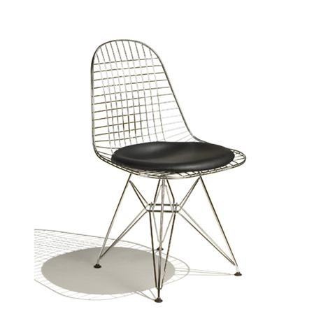 Vitra Eames Dkr Wire Chairs By Charles Ray Are Available To Order From Atomic Interiors Alongside Our Extensive Range Of Exclusive Contemporary