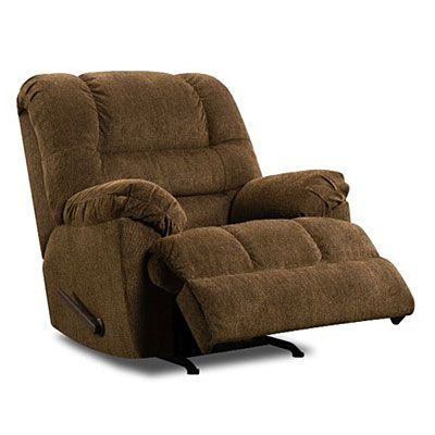Simmons Verona Chocolate Recliner Recliners Pinterest