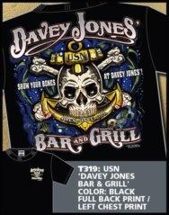 DAVEY JONES BAR & GRILL 7.62 TEE    https://www.1starmy.com/p-davey-jones-bar-grill-7-62-tee-80838