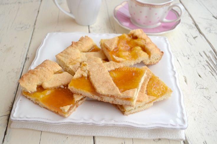 crostata,crostata morbida,le ricette di tina,crostata semplice,ricette semplici,crostata con marmellata