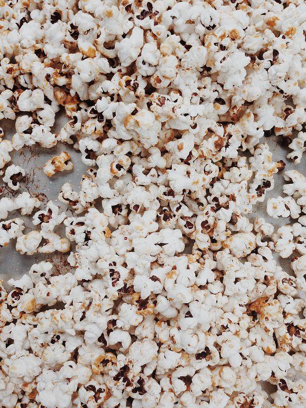 "SACHER CAKE SHOP ""palomitas de canela"" cinnamon popcorn"