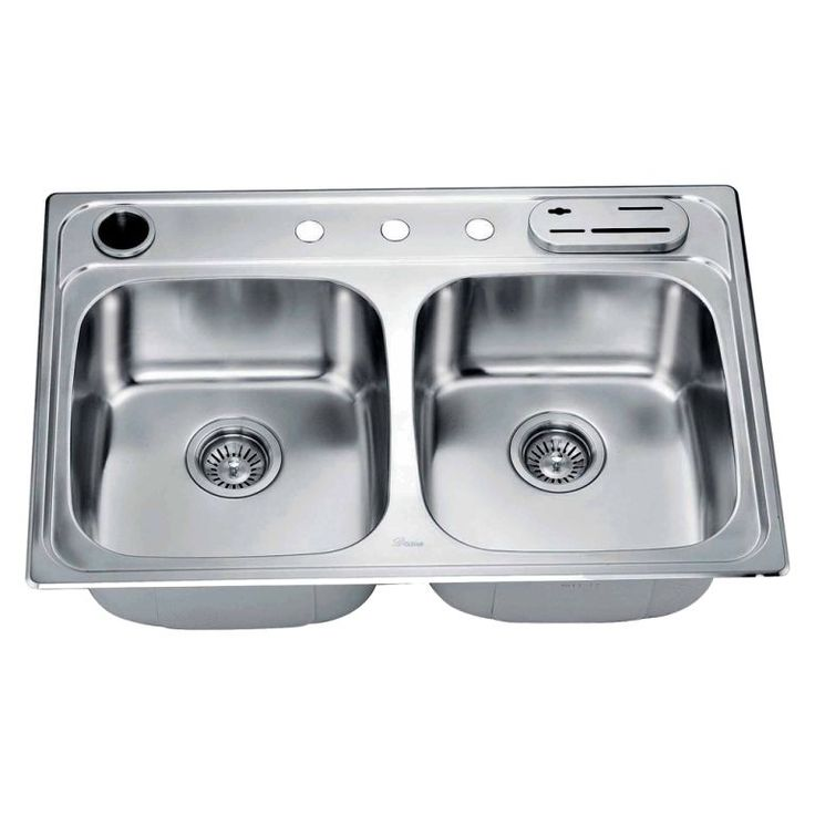 Best 25 Double Bowl Sink Ideas Only On Pinterest Bowl Sink