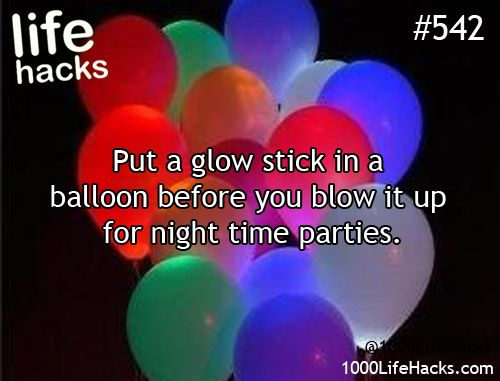 I'm going to do this @ my next birthday