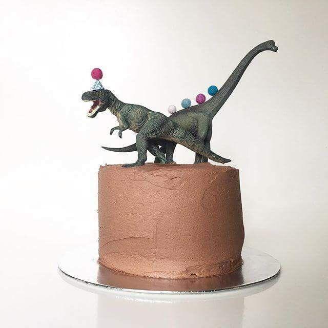 Perfekt für Dino-Partys und so einfach zu machen / anzupassen!   – Party?