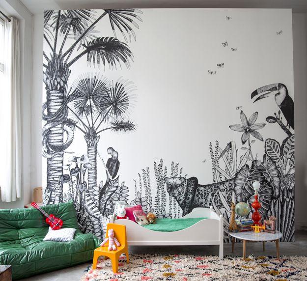 Inspirez-vous du nouveau décor mural THE WILD de MINAKANI LAB pour pimper votre décoration, tout comme les designers de ces décors muraux d'exception se so