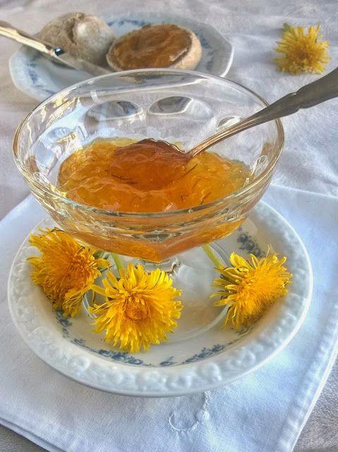 Herkkusuun lautasella-Ruokablogi: Voikukkahillo