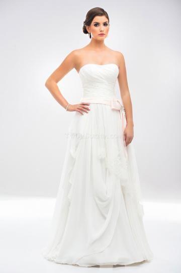 Pouzdrové / Tužkové Klasické & nadčasové Zip Svatební šaty 2013