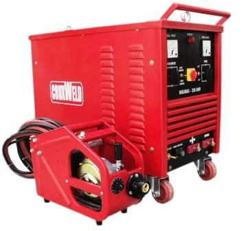 Cruxweld offers complete range of Welding machines like Arc welding machine, MIG welding machine, Spot welding machine, Plasma cutting machine, welding SPM.