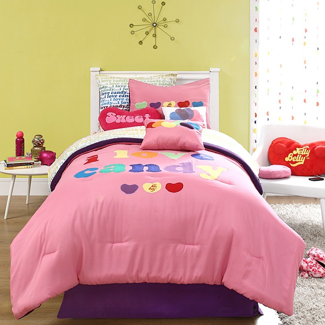 127 best candy themed bedrooms images on pinterest for Candy bedroom ideas