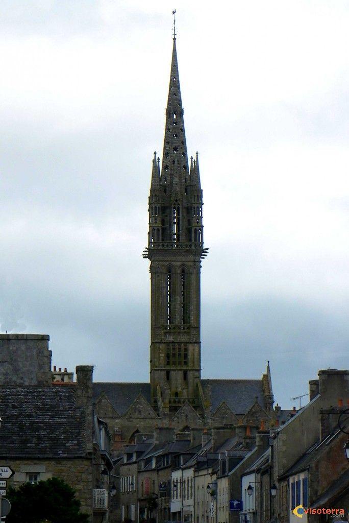 Saint-Pol-de-Léon: la Chapelle du Kreisker. Le clocher le plus haut de Bretagne…