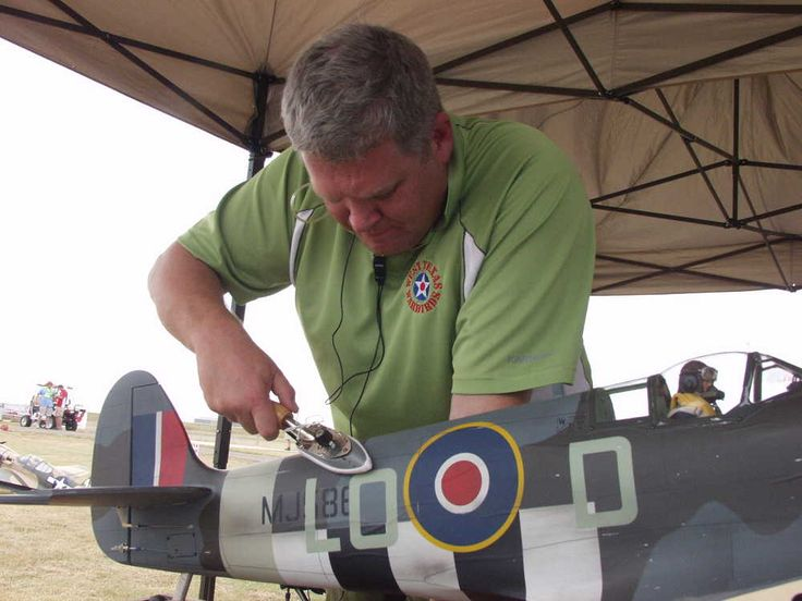 Wings Miniature Aircraft Society presents West Texas Warbirds air show all weekend