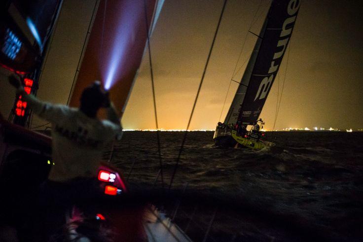 January 22, 2015. Day 19 of Leg 3 onboard Team Alvimedica.