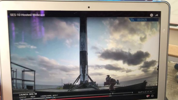 Latest SpaceX Landing PROVES Earth is not Flat !