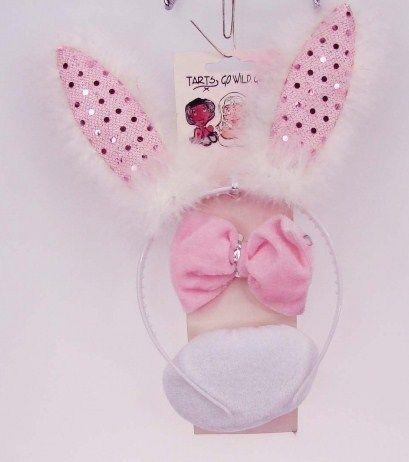 Bunny Girl 3pce Set