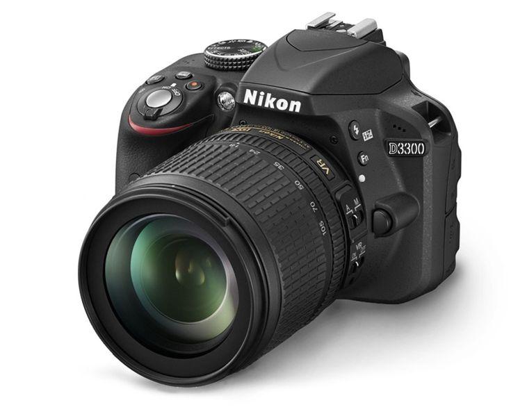 Nikon D3300 Digital Camera 18-105mm VR