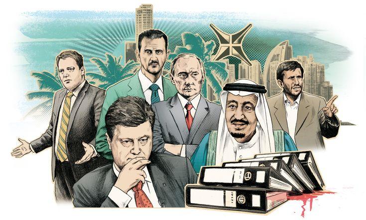 BEGLEITMATERIAL MM15 Content 1: Süddeutsche Zeitung | 2,6 Terabyte, 11,5 Millionen Dokumente und 214.000 Briefkastenfirmen: Die Panama Papers sind das bislang größte Datenleck.