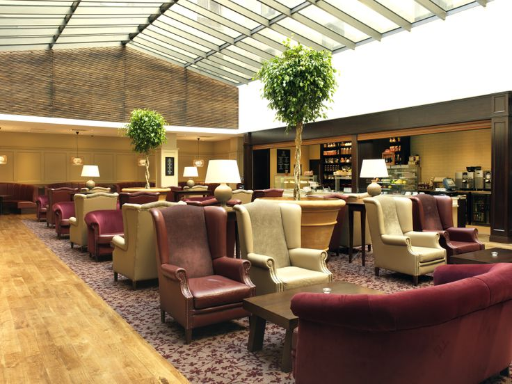 Clayton Hotel Leopardstown-Lounge