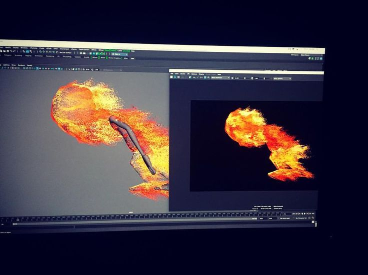 Working on the FX Masters Program examples. Don't miss out www.vfxlearning.com/fxmaster