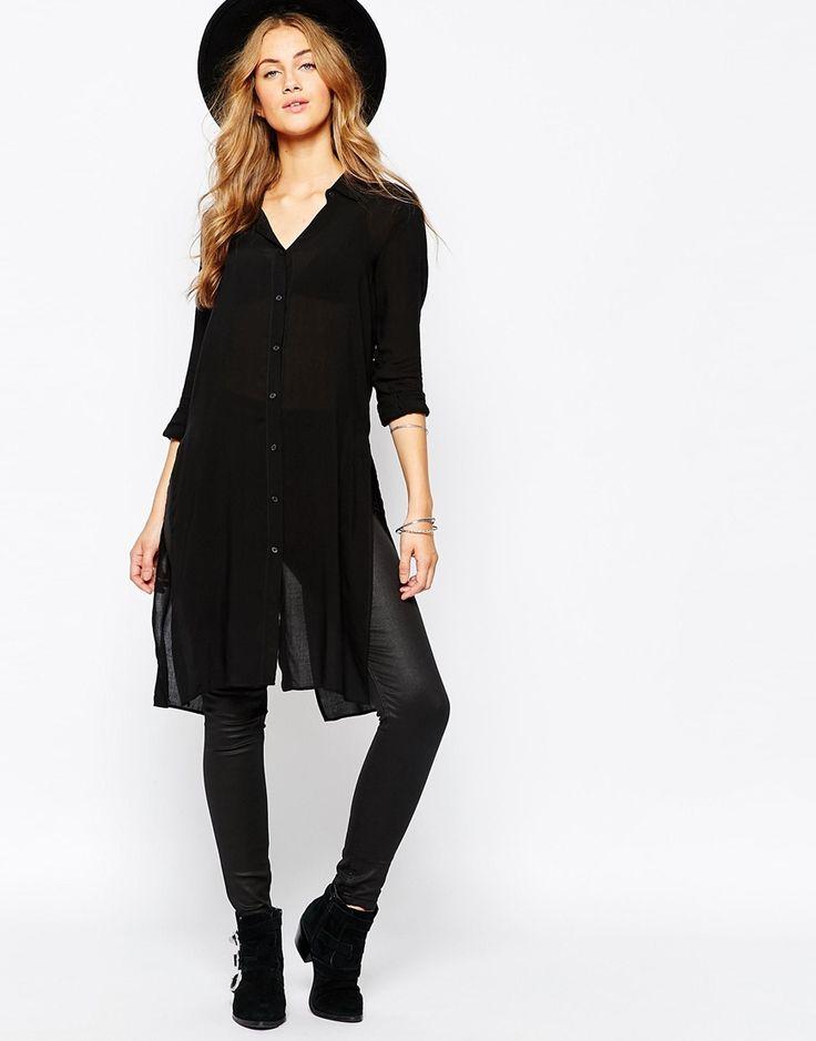 Pull&Bear Shirt Dress