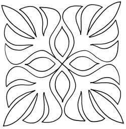 cool stencils to cut out | ... says stencilthe clematis leaves stencils boddy maple leaf apprplaster (several ways to cut this out