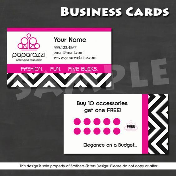 22 best images about Paparazzi Business Cards Logos