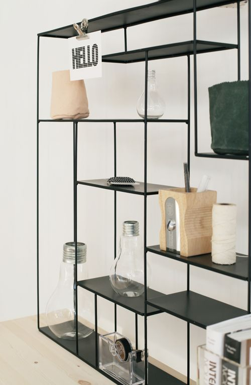 Best 25 Metal Shelves Ideas On Pinterest Metal Metal