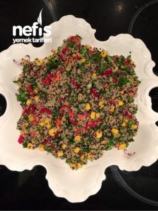 Nefis Kinoa Salatası