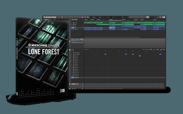 Native Instruments introduces Lone forest Expansion for Maschine | Gearjunkies.com