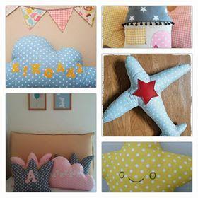 Busy mama's Friends: Γνωρίζουμε την Αρετή Καραγεώργου τη δημιουργό του Sleepy Pillow