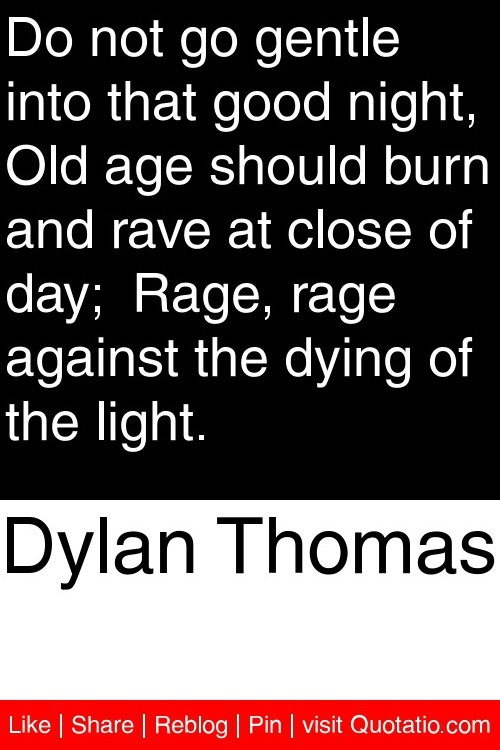 Rage Against Quotes: 10 Best Old Age Quotes On Pinterest