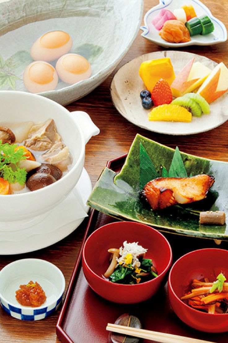 Breakfast 理想の朝ごはんを探せ!  http://gqjapan.jp/life/travel/20160520/the-cool-ryokan-hotlist-36-part3#pages/9