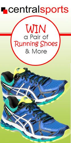 #Win a Pair of #Sneakers #Health #Competition #RePin #CentralSports
