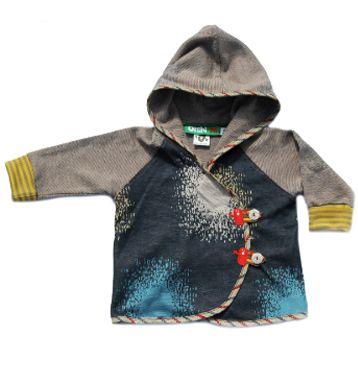 Starblast Hoodie, Oishi-m Clothing for Kids, circa 2011, www.oishi-m.com