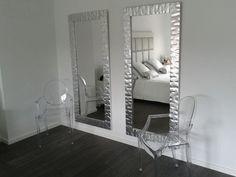 espejos modernos para sala - Buscar con Google #mueblesdesala