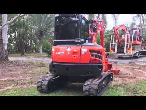 Mauries Excavations - Machines Remix ft. Our Kubota - YouTube