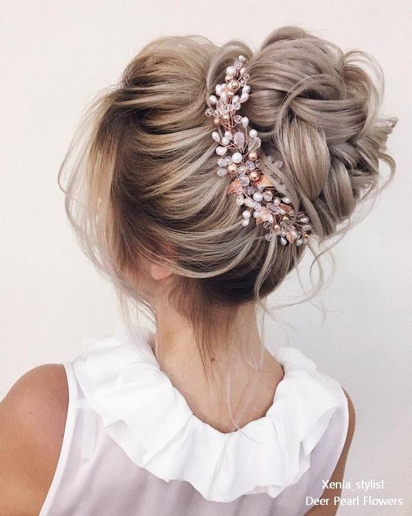30 Beste Xenia_stylist Hochzeitsfrisuren für Hochzeiten