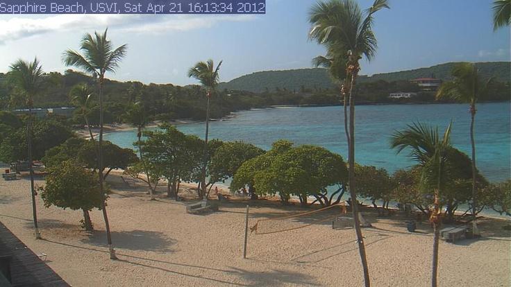 Sapphire Beach in St. Thomas (U.S. Virgin Islands) is a must do!