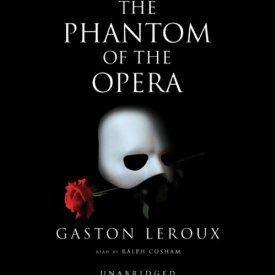 "Another must-listen from my #AudibleApp: ""The Phantom of the Opera"" by Gaston…"