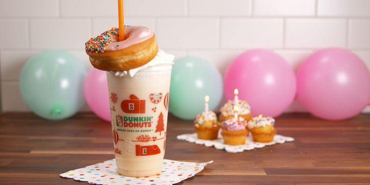 The 9 Best Ways to Hack The Dunkin' Donuts Secret Menu - Cosmopolitan.com